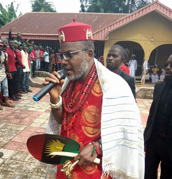 Nnamdi Kanu: The fearless Lion of the East will never embark on exile