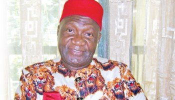 'We should forget Biafra and insist on restructuring' Nwodo tells Igbos