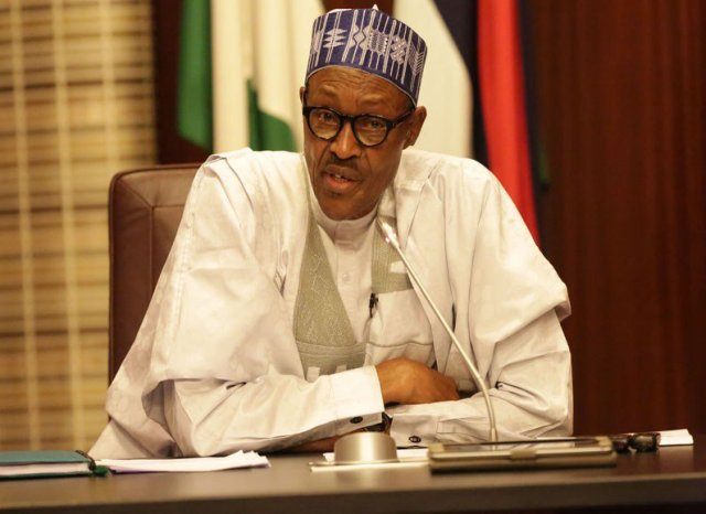 You must endure and tolerate me - Buhari tells Nigerians