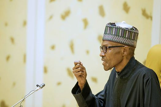 I love Anambra, says Buhari