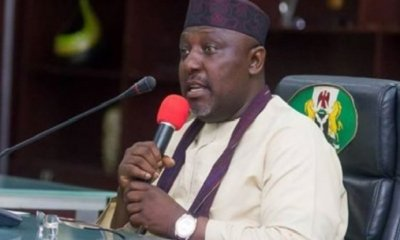 Imo APC defies Rochas' court injunction, re-elects Ekeh as chairman