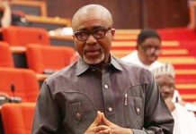 Buhari's govt trying in vain to pin Kanu's absence on Abaribe