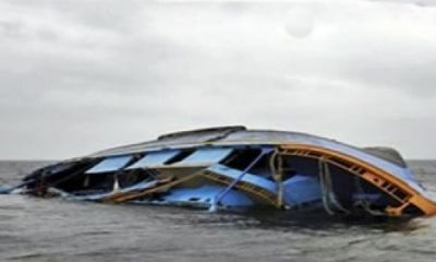 17 dead as boat capsizes on River Niger