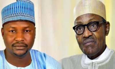 AGF should be fired, Buhari impeached - Blogger