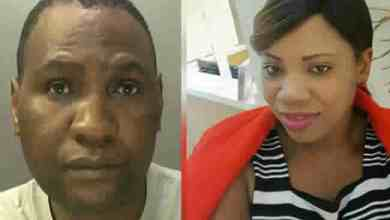 Wickedness! Jealous husband axes wife 40 times, throws away her body