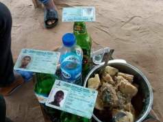 Check out Popularity! People love 'Ofe Nsala' instead of 'Anambra election'