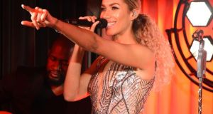 Leona Lewis suffers fashion fail