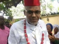 Nnamdi Kanu is happy