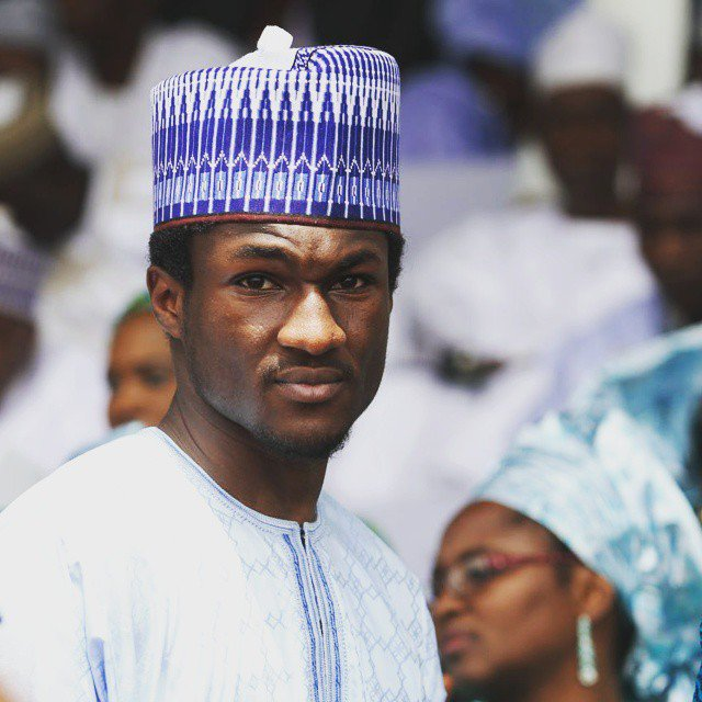 Confirmed: Yusuf Buhari involved in a ghastly bike accident