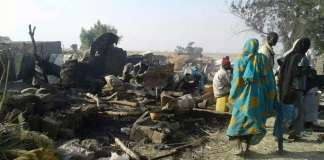 Breaking News: Boko Haram attacks IDP camp in Borno, many feared dead