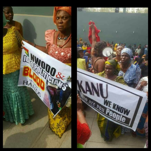 Nnamdi Kanu is most preferred to all Igbo politicians (Photos)