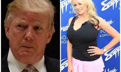 Porn-star Stormy Daniels allegedly had one position sex with Donald Trump