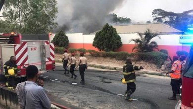 10 persons confirmed dead, others injured in a gas explosion