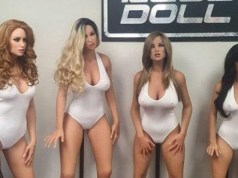 Trending: Nigeria flooded with female sex doll
