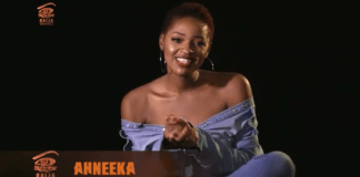 BBNaija 2018: Video of Ahneeka masturbating causes uproar
