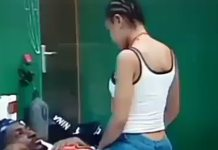 BBNaija 2018: Miracle and Nina caught having sexx for the third time - VIDEO