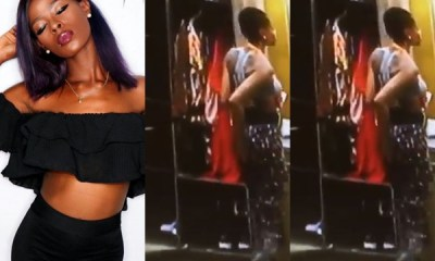 Big Brother Naija 2018 Double Wahala: Video of Khloe scratching her butt goes viral