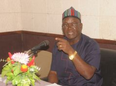 "Benue State governor, Samuel Ortom, has explained why he did not go to neighboruing Nasarawa State to welcome President Muhammadu Buhari on Tuesday. DAILY POST reports that Buhari was in Nasarawa on a working visit where he commissioned a couple of projects. However, many critics were wondering why Ortom failed to welcome the president, who doubles as his party leader at the event but rather sent his deputy, Benson Abounu to represent him. Ortom in a swift reaction said he could not leave his people who were being killed by the marauding herdsmen to welcome the president, hence his reason to send his deputy to represent him. He said, ""I was invited by my colleague from Nasarawa state over the visit of the President. As a mark of honour and respect for his office and that of the president, I have sent my deputy to represent me because I cannot leave the state when my people are being killed."""