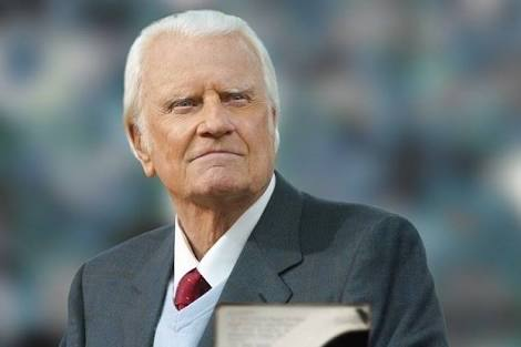 Popular quotes of the late American evangelist, Billy Graham