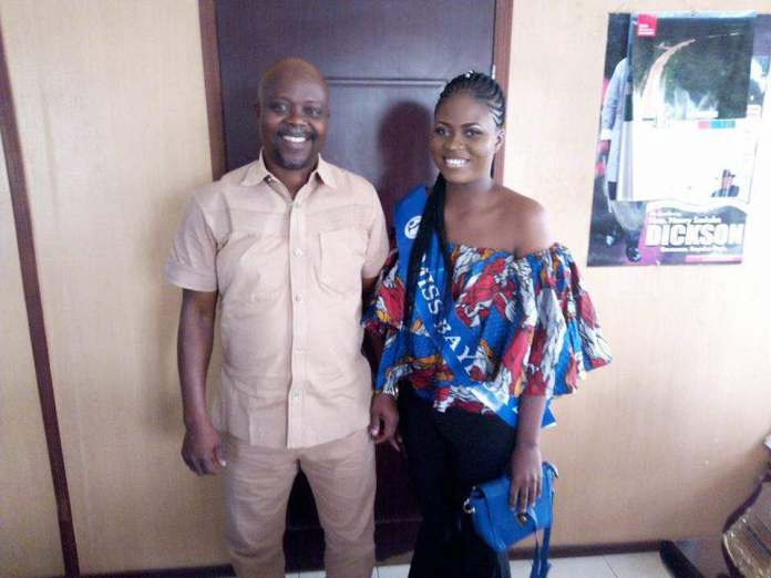 Pastor Reuben Wilson, African Personality to reckon with - Queen Freda Fred
