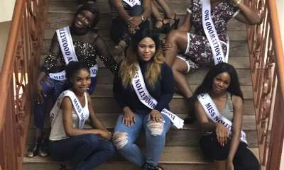 Miss Nollywood 2018 Beauty Pageant in Asaba