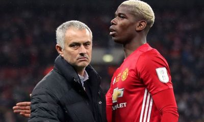 What Mourinho did to Pogba in dressing room for interrupting interview