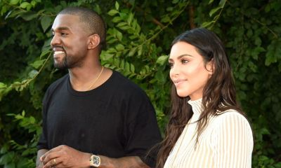 Kim Kardashian and Kanye West zoo day photos with North and Saint
