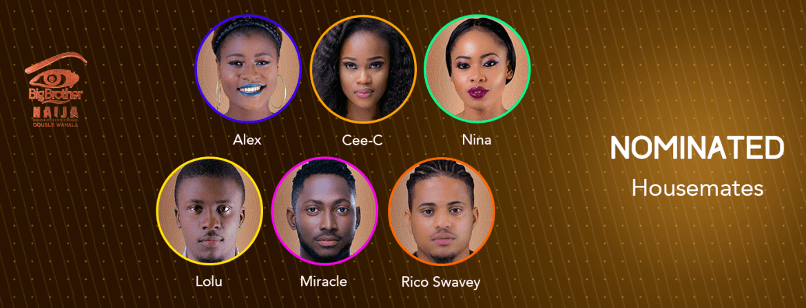 BBNaija 2018: Big Brother housemates nominated for this week's eviction