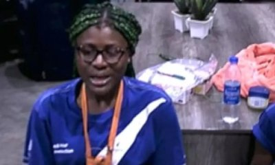 BBNaija 2018 Day 80: Alex's apology not enough to settle the dust with Cee-c