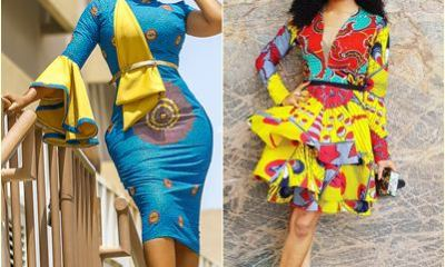 Fashion: 5 Ankara styles that sends the internet wagging - Photos