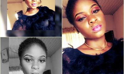 Ex-Beauty Queen Bella goes on low-cut - See Photos