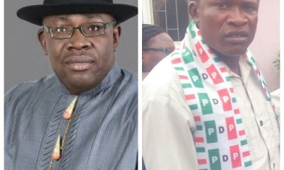 Governor Dickson is Godsent to Bayelsa state - Hon Solomon David