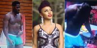 BBNaija 2018 Day 83: Ifu Ennada makes a shocking revelation about Tobi's eggplant, Cee-c, Other Female housemates