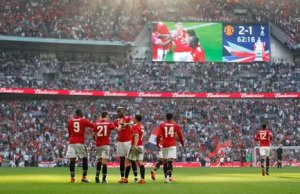 FA Cup Result: Manchester United defeat Tottenham, qualify for final