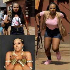Beauty Queen who went on pant and bra rocks in new movie