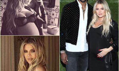 Khloe Kardashian 'forgives' cheating Tristan Thompson: Star 'overcome with love'
