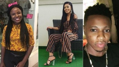 BBNaija 2018: Collins friend has written down a message to Nina asking her to desist from dragging him into all her interviews. Nina's boyfriend Collins has