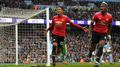 Manchester United breathtakingly wrecked City's plans to lift League title