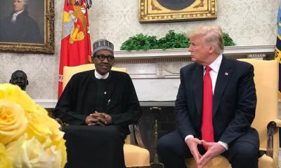 Trump warns Buhari over killing of Christians in Nigeria