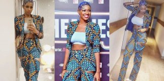 BBNaija: Ahneeka fires back at critics over her outfit to Headies 2018 event
