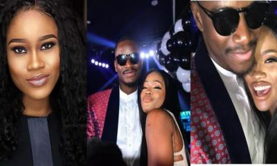BBNaija: Cee-c & Leo confirm dating rumour after both caught flirting in public