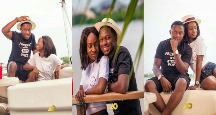 BBNaija: Pre-wedding photos of Anto and her man surfaces online