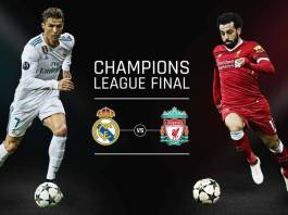 Champions League Finals Live Scores: Real Madrid vs. Liverpool