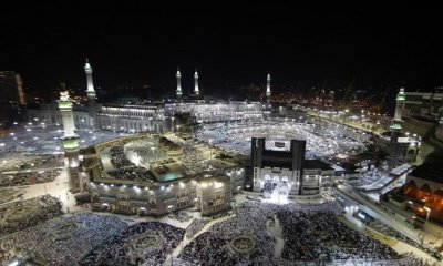 Man jumps to death at Mecca's Grand Mosque