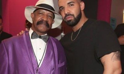 Drake gifts his dad a $100k Bentley (photos)