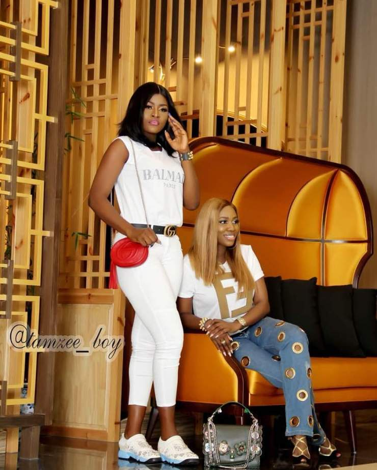 BBNaija: Who slay pass Alex Unusual? Photos
