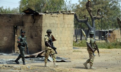 Latest: Boko Haram kills five soldiers in Borno state