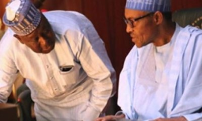 'I still have meetings with President Buhari' - Disgraced former SGF, Babachir Lawal