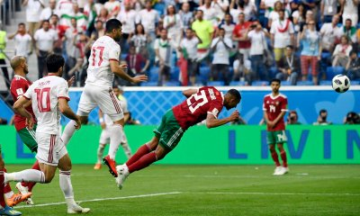 2018 World Cup: Morocco 0 Iran 1: Bouhaddouz own-goal gifts game to Queiroz's men