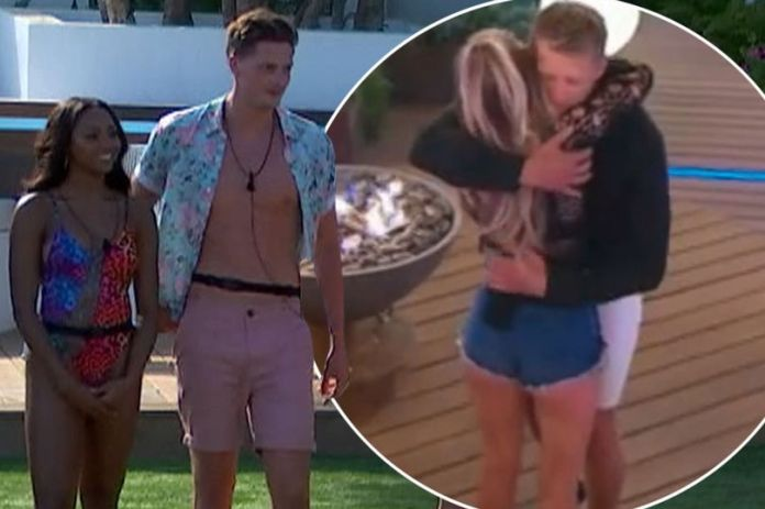 Love Island: Alex and Samira and Charlie and Hayley face villa DUMPING after savage vote by Islanders